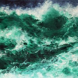3. Green tide