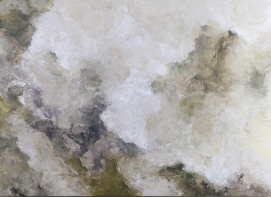 7. Landscape Variation 11 - 2021 - Oil on canvas - 89 x 146 cm / 35 x 57 ½ in